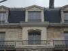 Ravalement de façades - Détail toiture