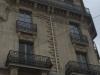 Ravalement de façades - Détail balcon
