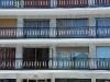Facade sud - Balcon detail 01