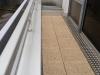 Réfection étanchéité - Détail terrasse