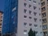 Ravalement de façades - Façade en cours