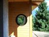 Maison Ossature Bois - Façade ouest