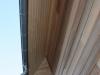 Maison Ossature Bois - Débord de toit