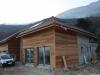 Maison Ossature Bois - Façade nord