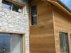 Maison Ossature Bois - Terrasse abritée