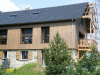 Maison Ossature Bois - Façade sud