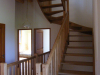 Maison Ossature Bois - Intérieur escalier