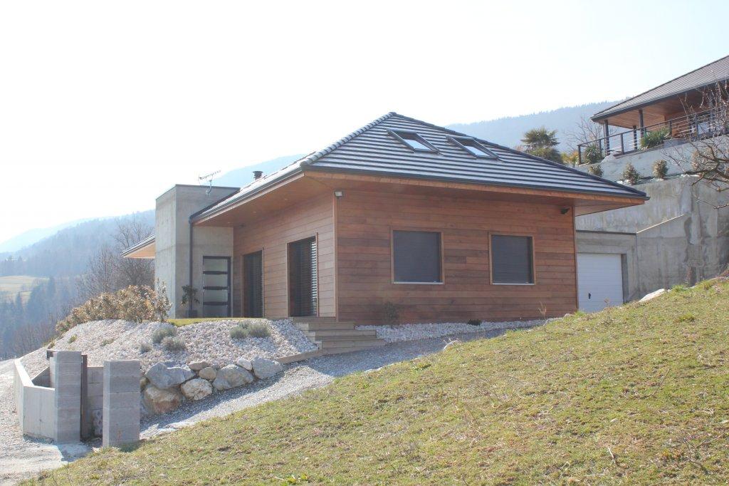 Byland co maison ossature bois la ravoire - Maison ossature bois nord ...
