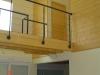 Maison Ossature Bois - Passerelle intérieure