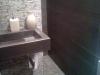 PARTICULIERS - Rue Thiers GRENOBLE - Détails salle de bains